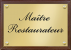 Logo Maîtres Restaurateurs